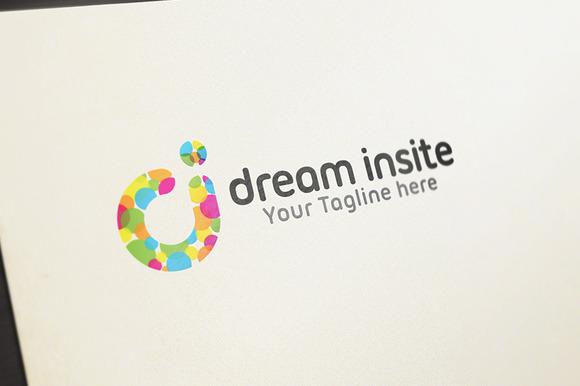 Dream Insite Logo Design
