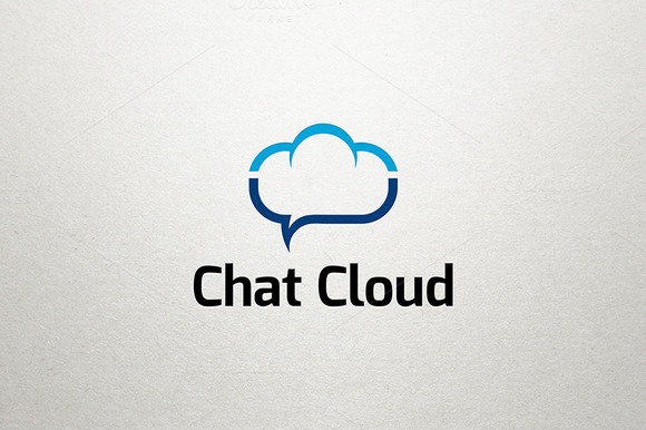 Chat Cloud Logo