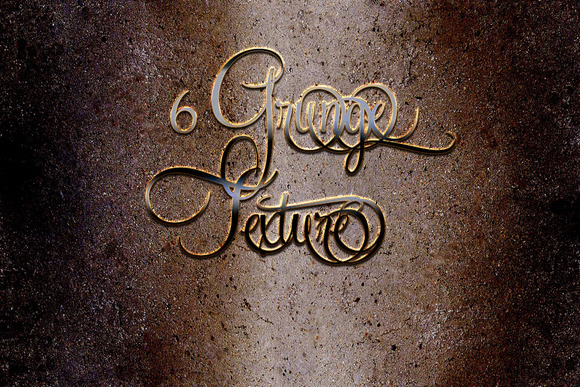 6 Grunge Texture 2015 January 13