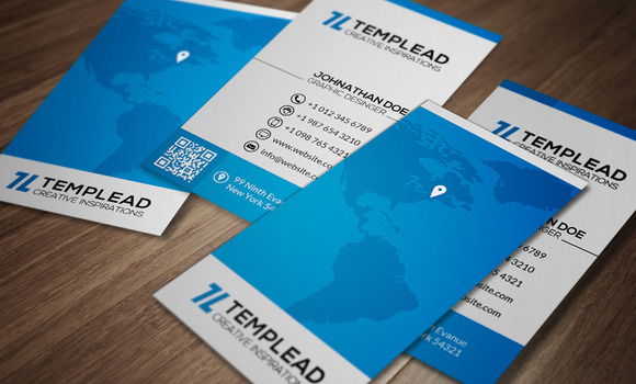 100 Business Card Template Bundle 1