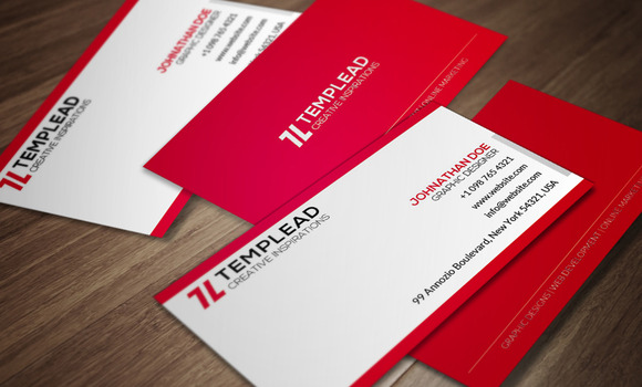 100 Business Card Templates Bundle 2