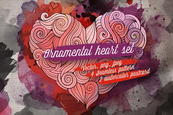 Heart Design Pack