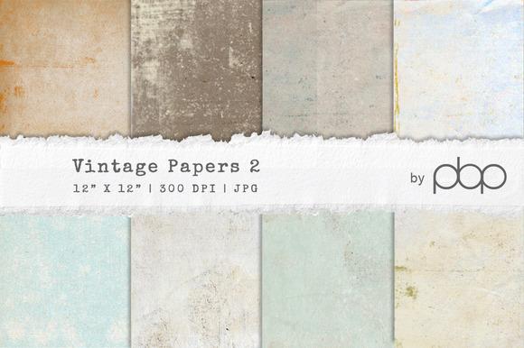 Vintage Paper Texture 2