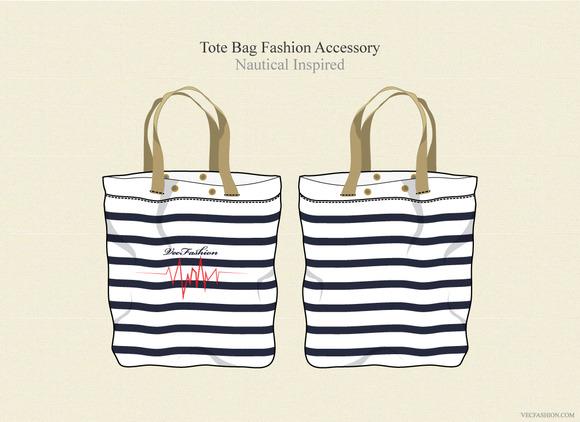 Tote Bag Fashion Accessory