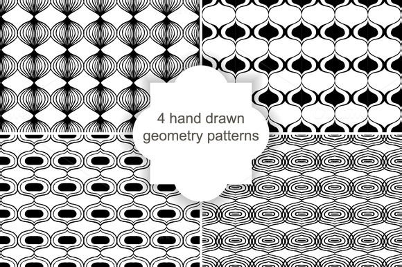 Seamless Geometry Patterns