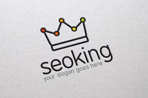 SEO King Logo