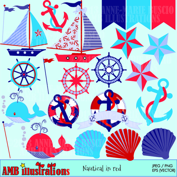 Nautical Clipart 522