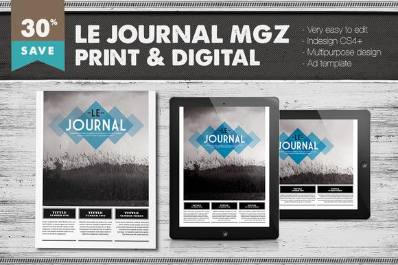 Le Journal Magazine Bundle