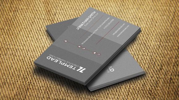 Corporate Business Card SE0212