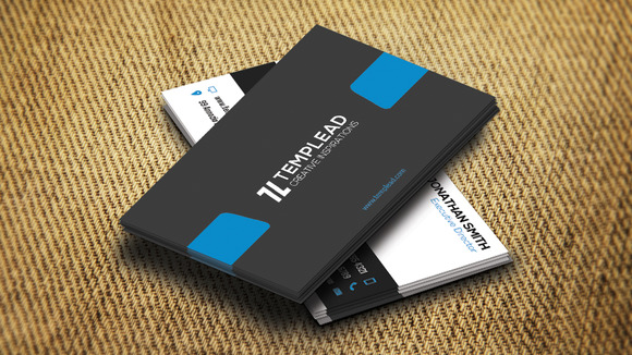 Corporate Business Card SE0213