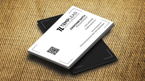Corporate Business Card SE0214