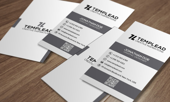 Corporate Business Card SE0215