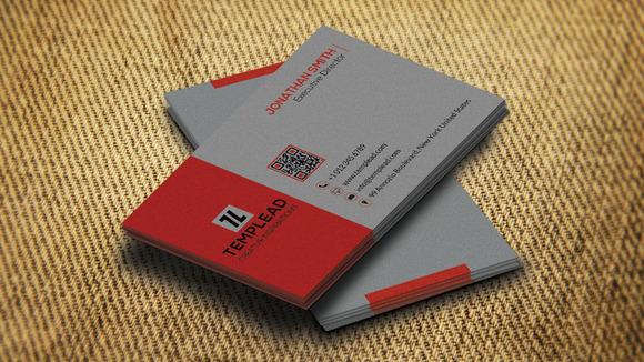 Corporate Business Card SE0219