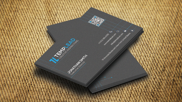 Corporate Business Card SE0223