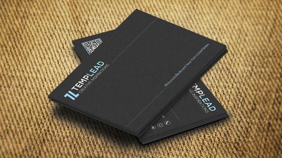 Corporate Business Card SE0226