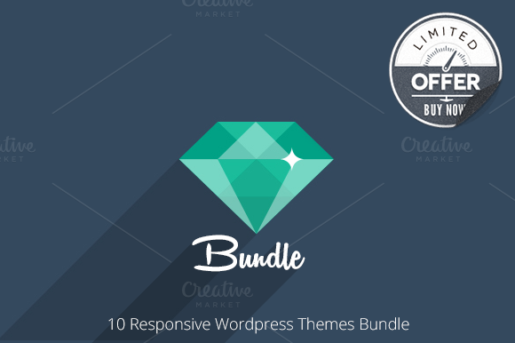 Diamond Bundle All Worpress Themes