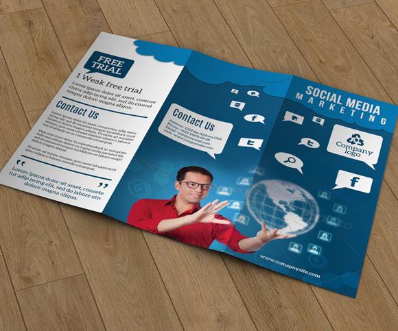 Social Marketing Brochure