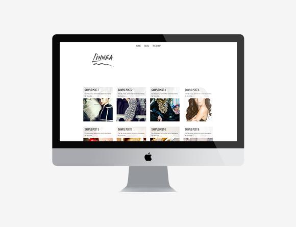 Linnea WordPress Theme