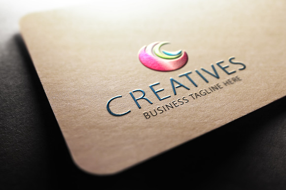 Creatives C Letter Logo