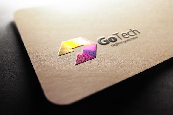 Go Tech Logo