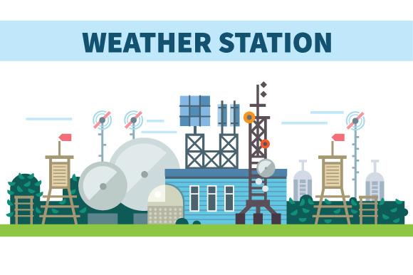 Weather Station Seasons