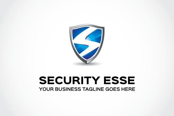 Security Esse Logo Template
