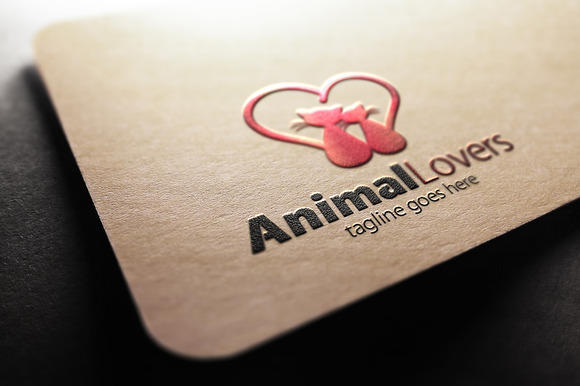 Animal Lovers Logo