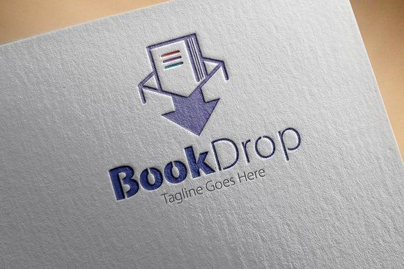 Book Drop Logo