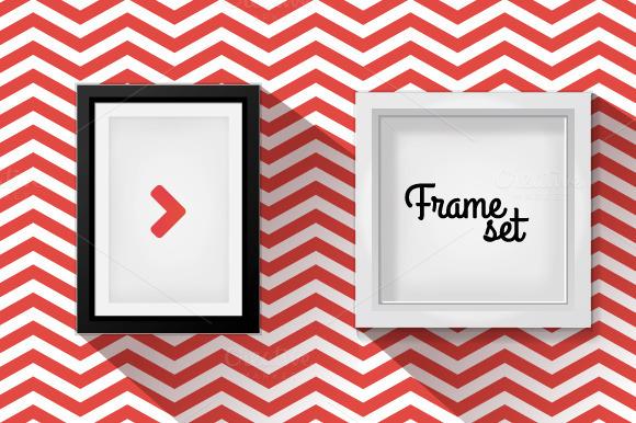 Realistic Frame Set