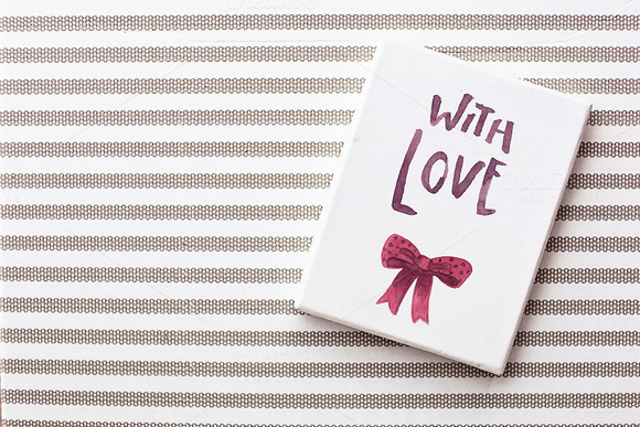 7 Valentine S Day Card Mockups