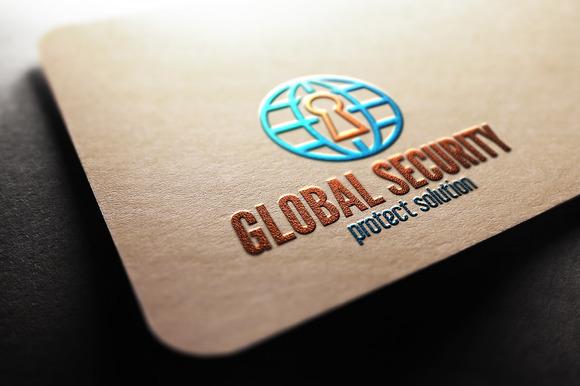 Global Security Logo