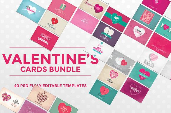 40 Valentine S Day Cards