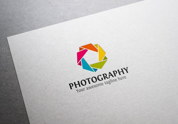 Photography V3 Logo