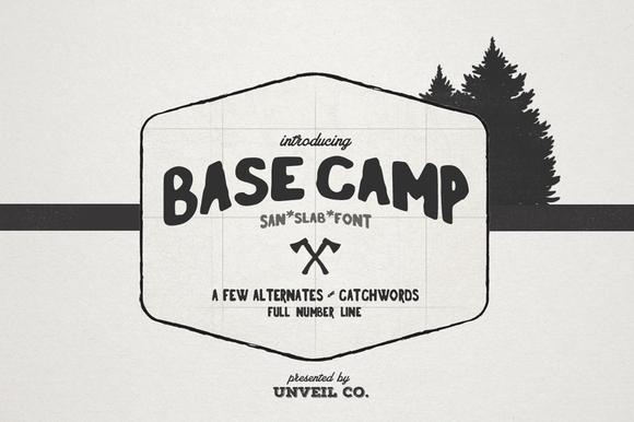 Basecamp Typeface
