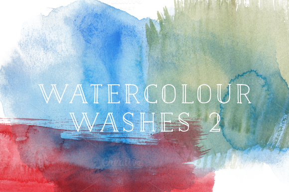 Watercolour Washes 2