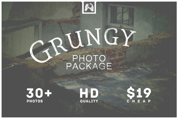 The Jungle Photo S Grungy Photo Pack