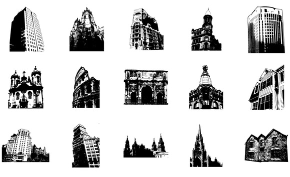 Architecture Vector Pack