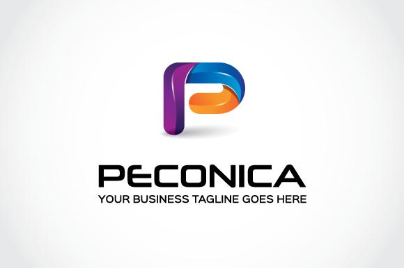 Peconica Logo Template