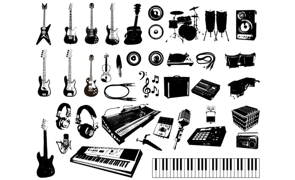 Music Vector Pack