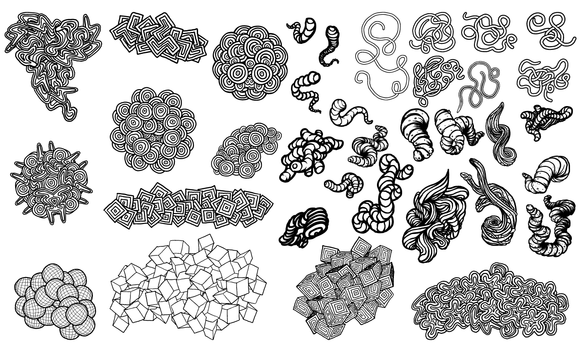 Doodle Vector Pack