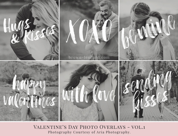 Valentine S Day Photo Overlays