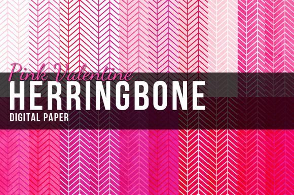 Valentine Herringbone