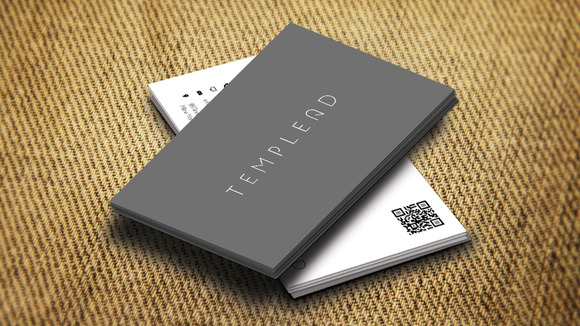 Corporate Business Card SE0236