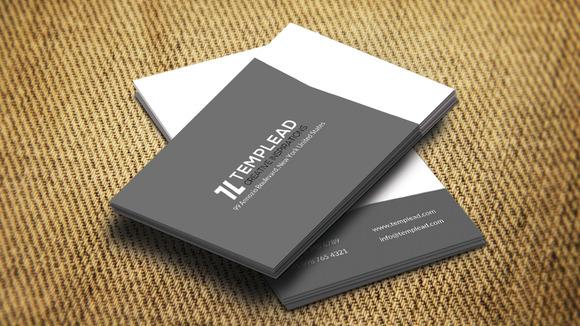 Corporate Business Card SE0237
