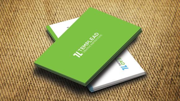 Corporate Business Card SE0238