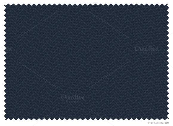 Tweed Fabric Vector Texture