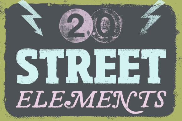 20 Urban Street Elements