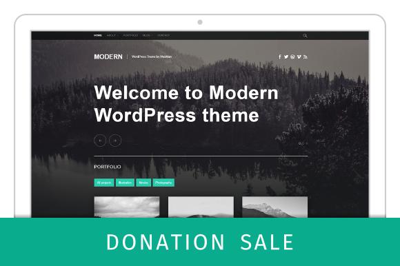 Modern Blog Portfolio
