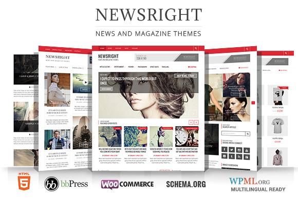 Newsright Premium HD News Magazine