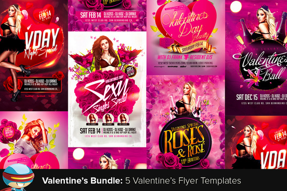 Valentine S Bundle 1